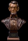 Click to learn more about these limited edition cabinet size busts