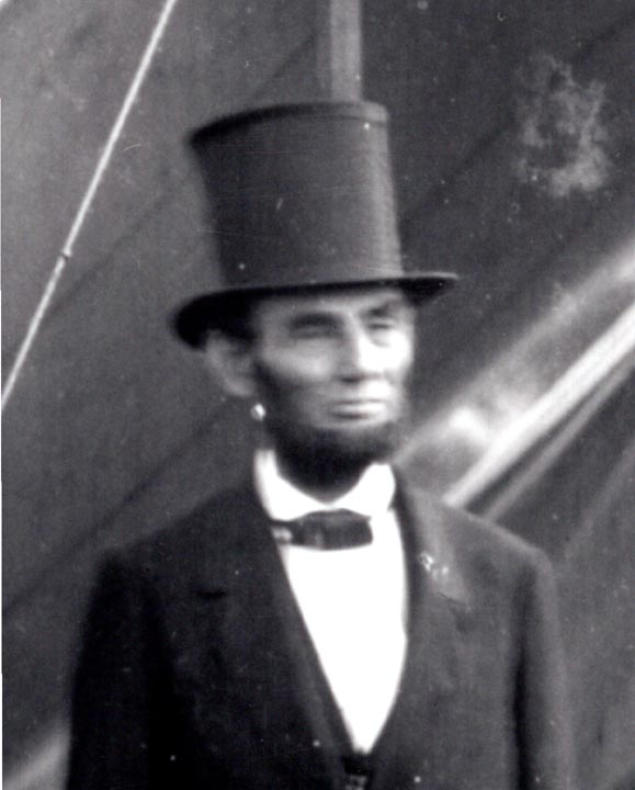 Abraham Lincoln With Top Hat - Hat HD Image Ukjugs.Org 3ed631f8e98
